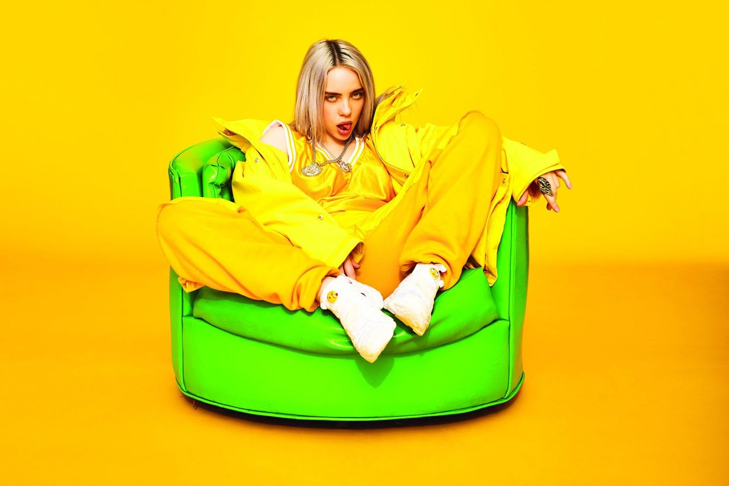 Billie Eilish Has Dropped A Brand New Track Come Out And Play Dork