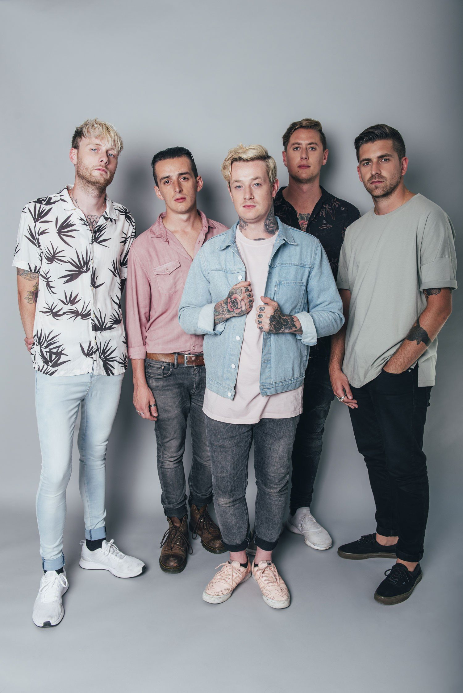 5 things you need to know about Deaf Havana's new album 'Rituals'