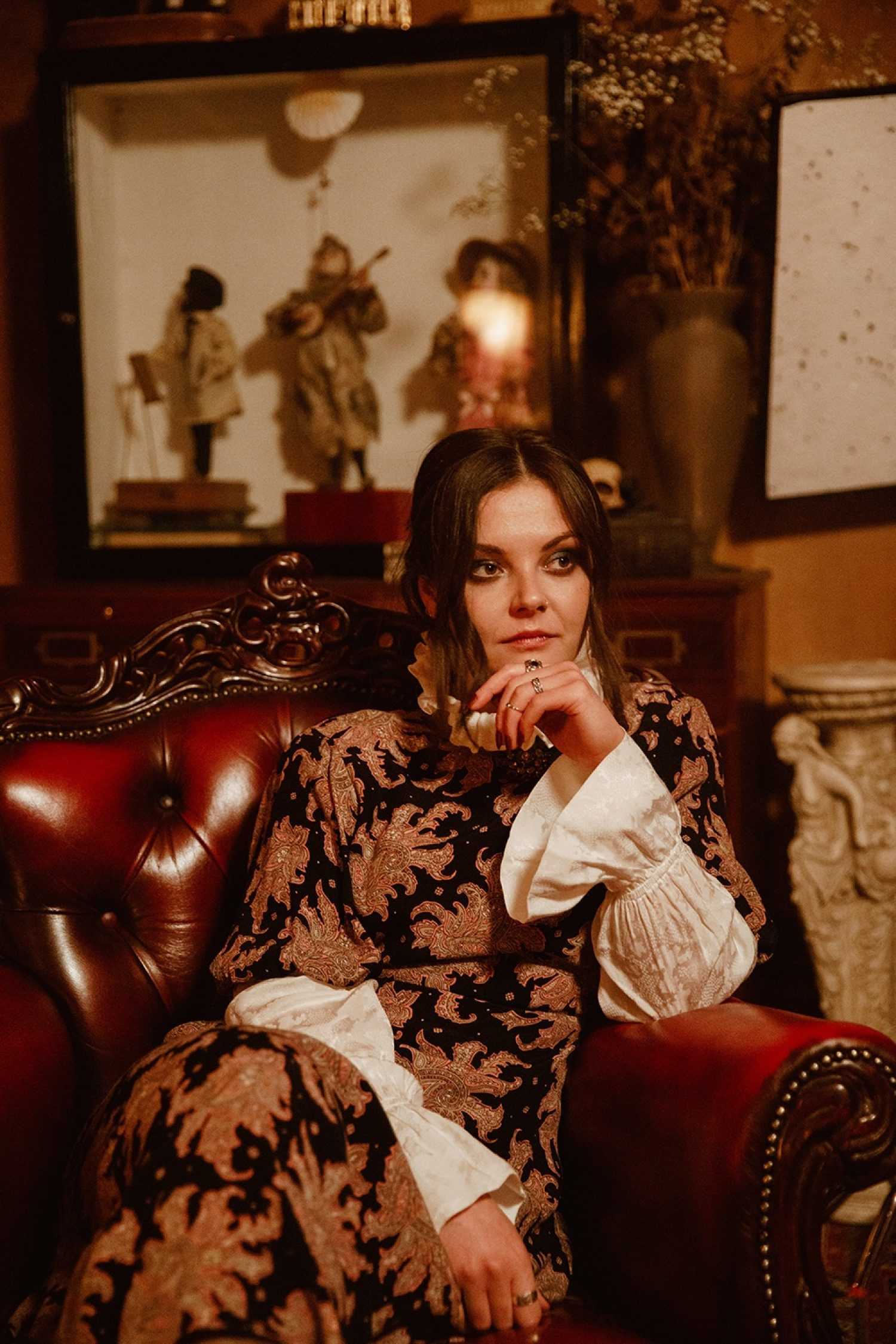 """Honeyblood's Stina Tweeddale introduces her bewitching new album: """"I guess I'm just a bit spooky"""""""