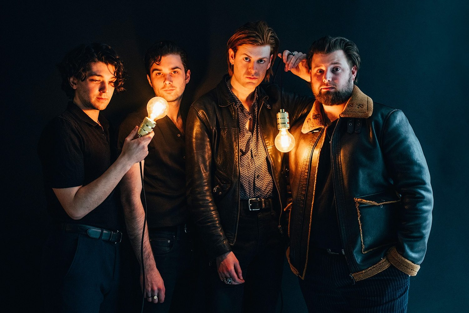"""The Amazons rip it up and start again: """"It feels like the beginning of something"""""""