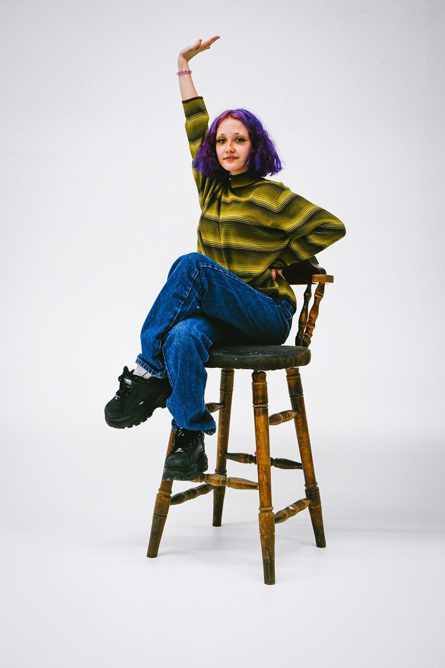 Chloe Moriondo: Bring it on