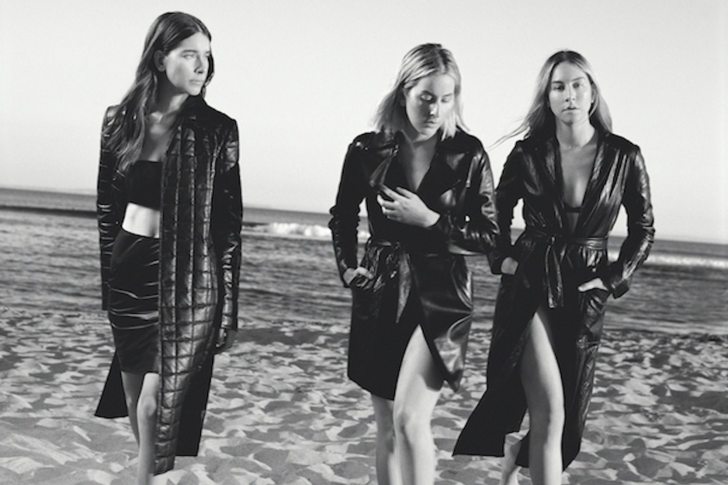 """Haim: """"Loss, anger and depression - we were ready to speak about it"""""""